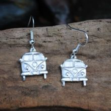 Camper van earrings E79